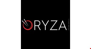 Product image for Oryza Asian Grill Free chips, salsa & any fountain drink ($5 value) after 2pm with the purchase of a standard bowl, salad or wrap and all day Saturday & Sunday.