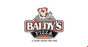 Baldy's Pizza logo