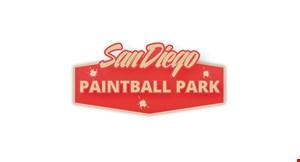San Diego Paintball Park logo