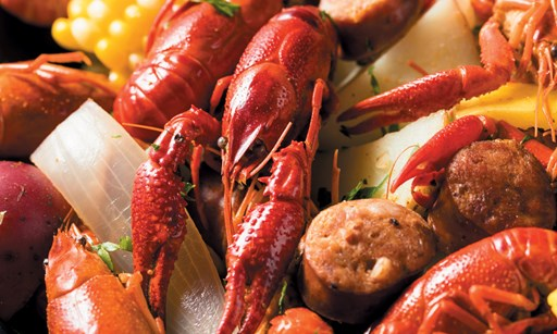 Product image for Hot & Crazy Crab Cajun Seafood And Bar $10 off any purchase of $65 or more · sun.-thurs only.