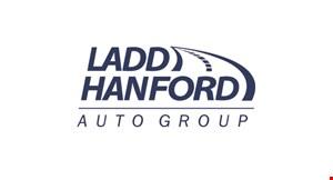 Ladd Hanford Auto Group logo