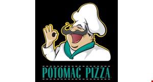 Potomac Pizza logo
