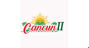 Cancun Mexican Grill II logo