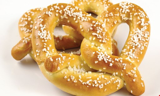 Product image for Philly Pretzel Factory 15% OFF entire purchase