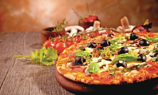 Product image for Jimmy Tomato's Pizzeria 1/2 price piebuy one pie, get one of equal or lesser value 1/2 price