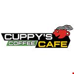 Cuppy's Coffee Cafe - Orange Park Mall logo