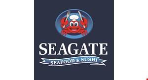 Seagate Seafood & Sushi logo