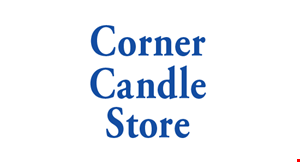 Corner Candle Store logo