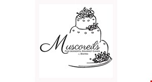 Product image for Muscoreil's Fine Desserts, Gourmet Cakes & Bistro $10 For $20 Worth Of Casual Bistro Dining