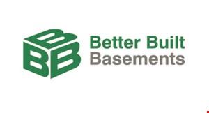 BETTER BUILT BASEMENTS logo