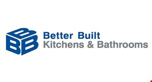 Product image for BETTER BUILT KITCHENS & BATHROOMS up to $4,000 off take 10% off your total purchase
