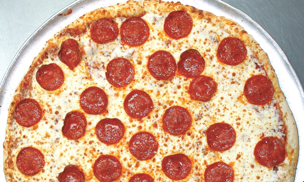 Product image for Olive Oil's Pizzeria & More Get any 2 XL 1-topping pizzas for only $19.99 + Tax.