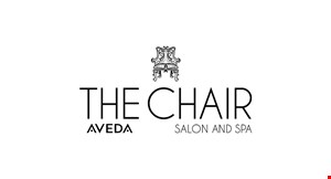 The Chair Salon And Spa logo