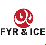 Product image for Fyr & Ice $5 off any purchase of $50 or more. Monday through Thursday only.