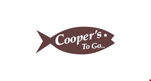 Cooper's To Go logo
