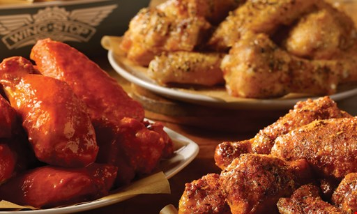Product image for Wing Stop $5 off any delivery order
