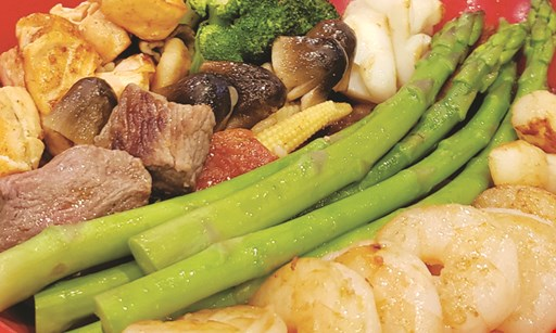 Product image for Tokyo Grill Sushi & Hibachi Buffet 15% OFF price of buffet Monday - Friday only dine in only.