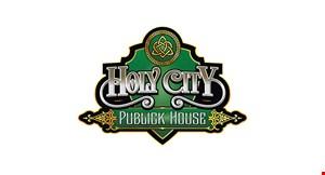 Holy City Publick House logo