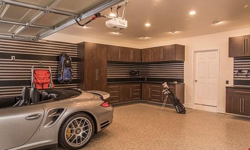 Product image for Garage Experts Summer Special. $250 off total garage makeover.