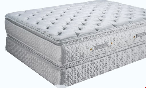 Product image for Mattress Plus $300 off any mattress purchase of $1799 or more.