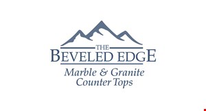 The Beveled Edge Marble & Granite Counter Tops logo