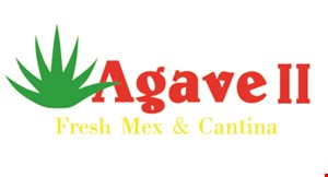 Product image for Agave II Fresh Mex & Cantina $10 OFF any purchase of $75 or more in food and drinks