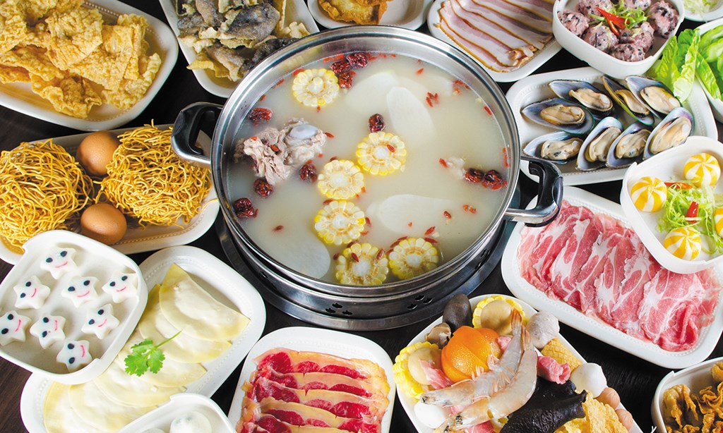 Product image for Hot Pot 10% OFF total check