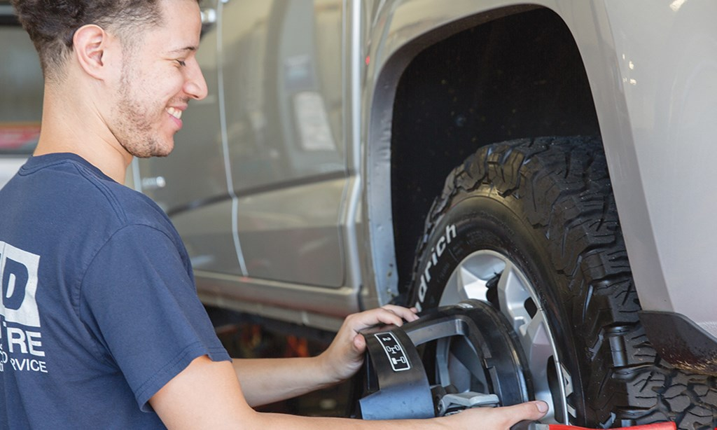 Product image for ETD Discount Tire & Service $19.95 Conventional Oil Change / $10 Off Any Synthetic Oil Change