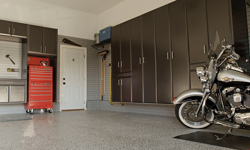 Product image for Titan Garage Flooring Solutions Up to $500 Off installation some restrictions may apply.