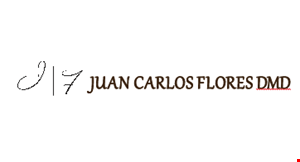 Dr Juan Carlos Flores DMD logo