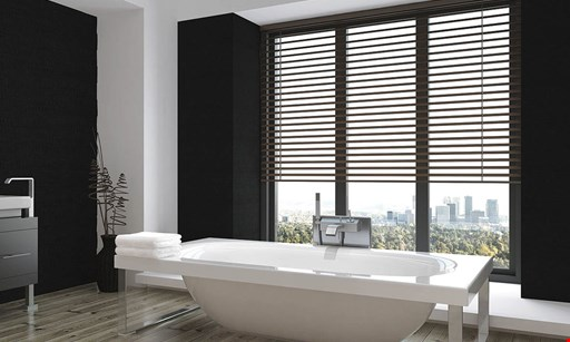 Product image for Budget Blinds 25% OFF Signature Series with an additional 5% if ordered at the initial consultation.