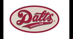 Dalts American Grill logo