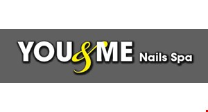 You And Me Nails Spa logo