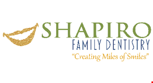 Product image for Shapiro Family Dentistry Wpb $150 Off Crown & Bridge