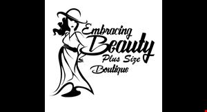 Embracing Beauty Plus Size Boutique logo