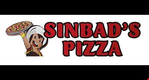 Sinbad'S Pizza logo