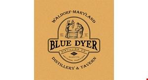Blue Dyer Distillery & Tavern logo