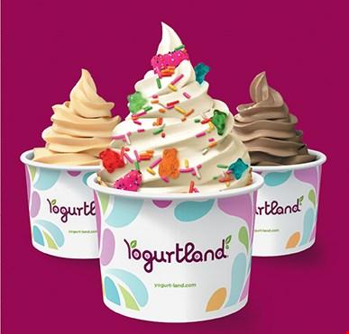 Product image for Yogurtland 3oz OFF