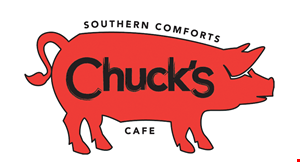 Chuck's Southern Comforts Cafe logo