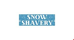Snow Shavery logo