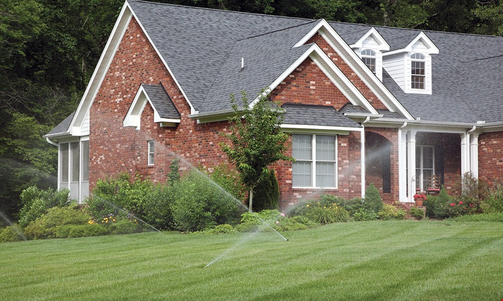 Product image for Metro Landscape-Irrigation $100 OFF new irrigation system (new customers only).