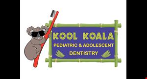 Kool Koala Pediatric Dentistry logo