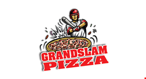 Product image for Grandslam Pizza Monroeville $22.95+ tax 2 large 1-topping pizzas Fridays & Saturdays