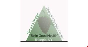 Nature's Design Health Food Store logo