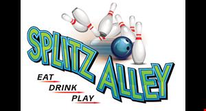 Splitz Alley logo