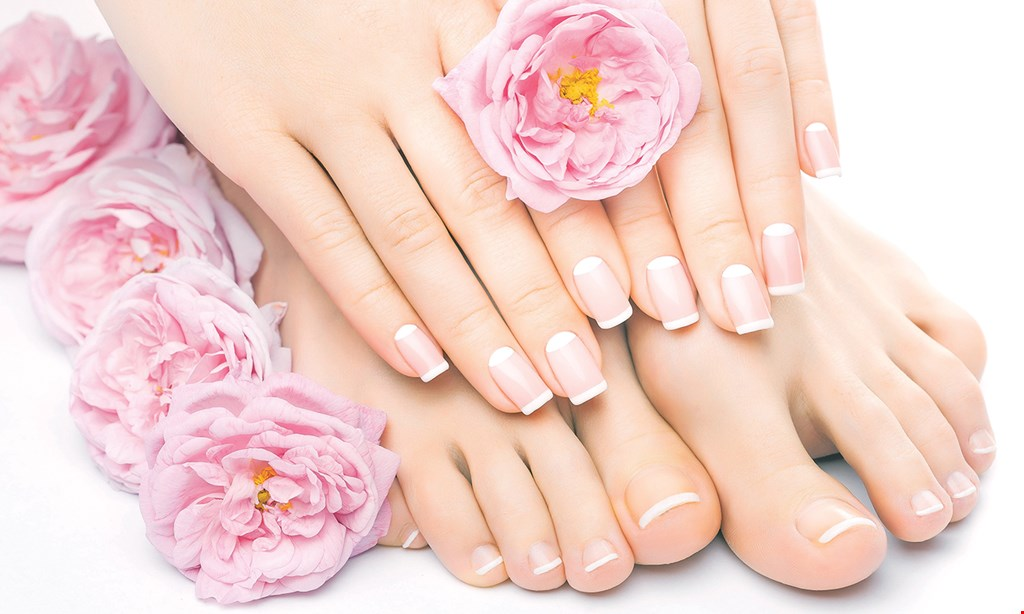 Product image for Venus Nail Spa $10 OFF couple's pedicure.