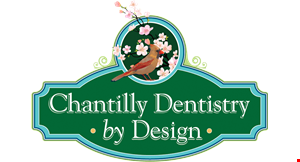 Chantilly Dentistry By Design logo