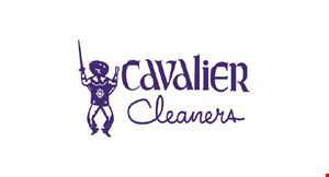 Cavalier Cleaners logo
