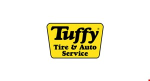 Tuffy - Mitchell Hammock Rd. logo