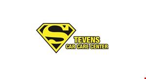 Stevens Car Care Center logo